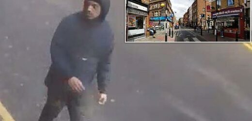 Police launch manhunt after attempted abduction of boy in east London