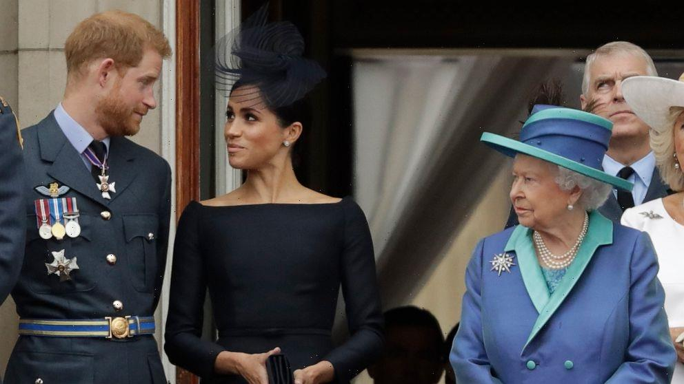 Prince Harry, Duchess Meghan deny report Queen Elizabeth not consulted over baby Lilibet's name