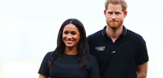 Prince Harry and Meghan Markle 'to keep identity of Lilibet's godparents secret'