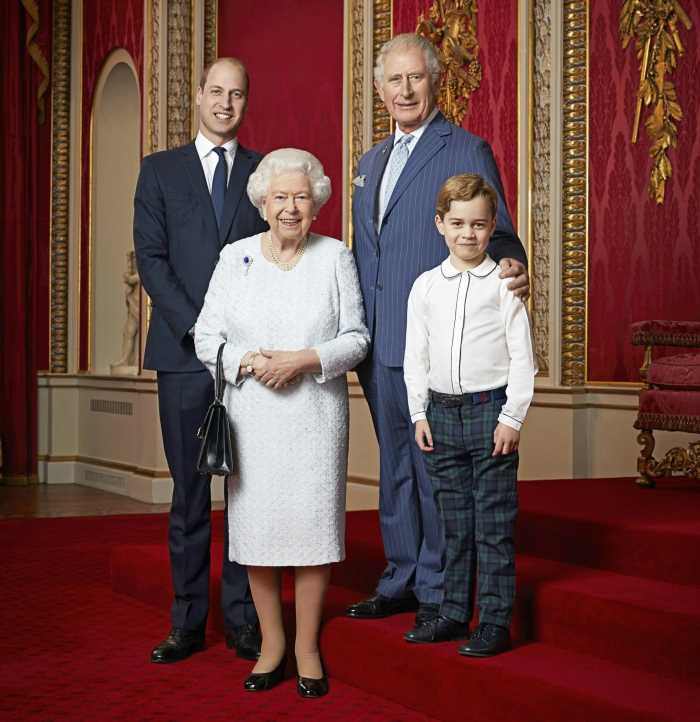 Prince William broke the news to George about his royal path last summer