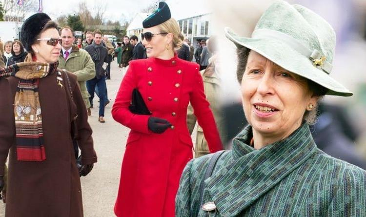 Princess Anne's body language 'cautious' with Zara Tindall: Royal 'wants to disengage'