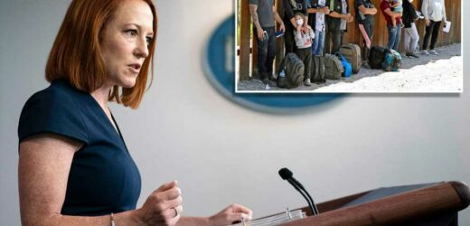 Psaki says Harris 'may' visit border 'at some point' after VP laughs off idea