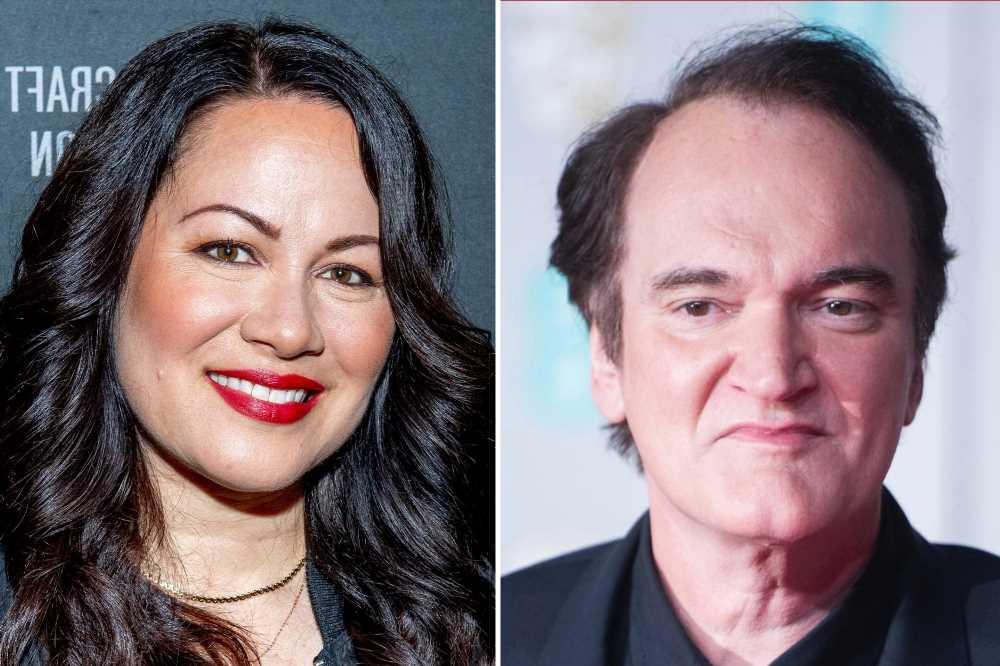 Quentin Tarantino: Everyone but Bruce Lees daughter can suck a dk