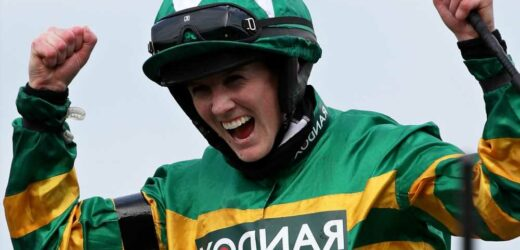 Rachael Blackmore a shock Royal Ascot entry as Grand National hero booked to ride 7-1 shot on Tuesday