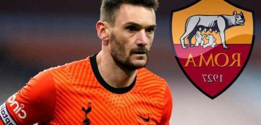 Roma boss Jose Mourinho set to raid old club Tottenham for Hugo Lloris transfer with Szczesny and Patricio also targets