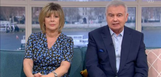 Ruth Langsford and Eamonn Holmes to make dramatic This Morning return after being axed