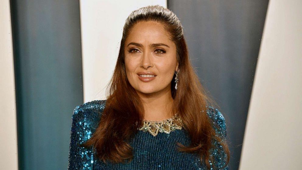 Salma Hayek reflects on speaking out about Harvey Weinstein