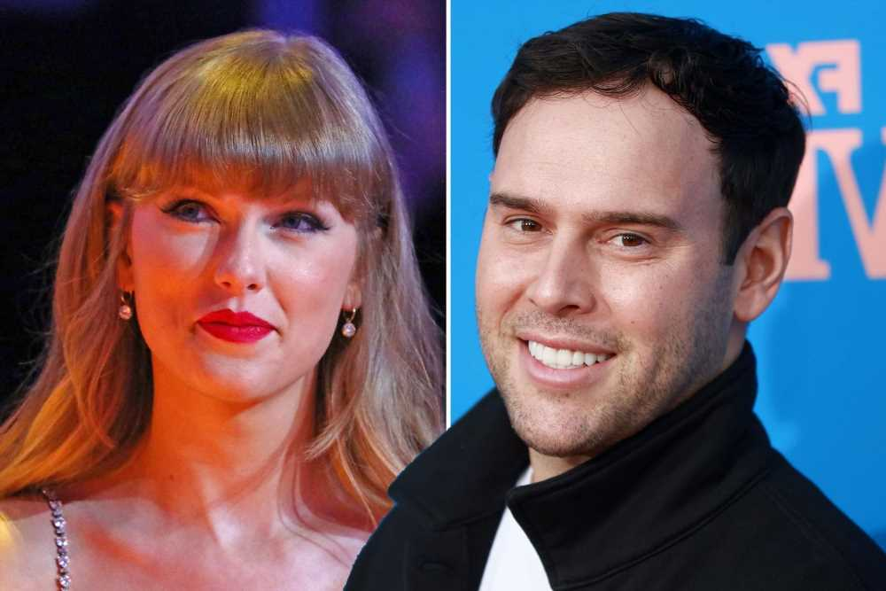 Scooter Braun 'sad' over Taylor Swift's reaction to master recordings deal