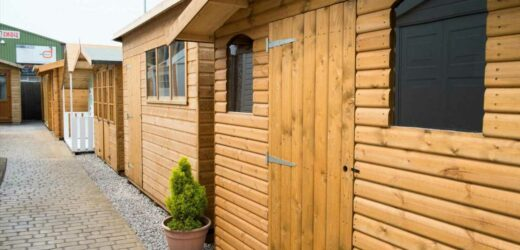 Seven ways to convert your shed into a garden room and make it a top selling point for your home