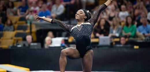 Simone Biles On Her Legacy, Love And Living Fearlessly