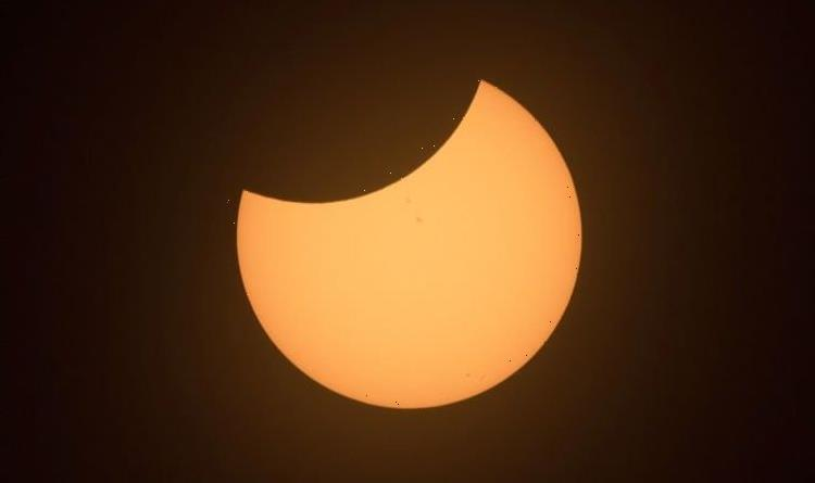 Solar Eclipse 2021 UK: What time is the solar eclipse on June 10? 'Mesmerising to behold'