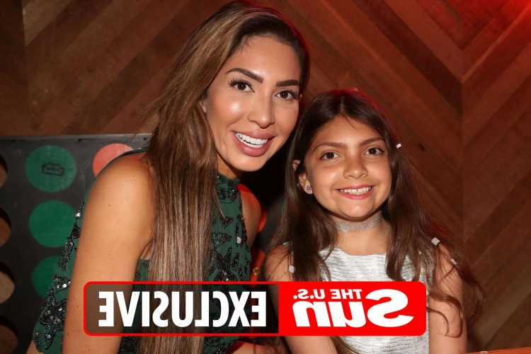 Teen Mom Farrah Abraham admits CPS once 'threatened to take daughter Sophia' away from her over 'unsafe actions'