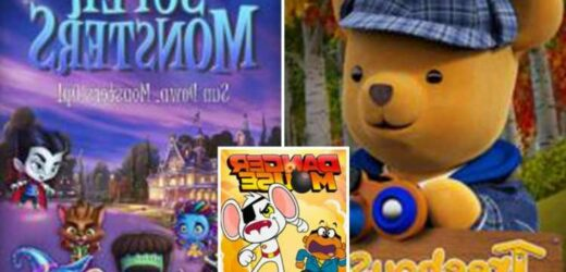 The 80 best kids' shows on Netflix to watch right now – The Sun