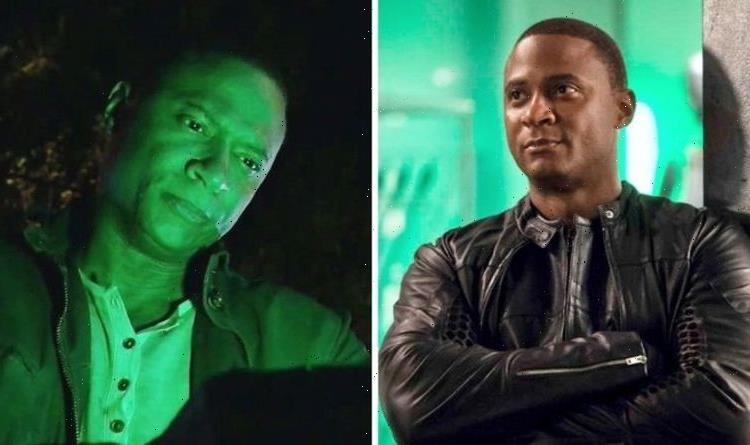 The Flash season 7: Fans in meltdown as John Diggle returns with huge Green Lantern tease
