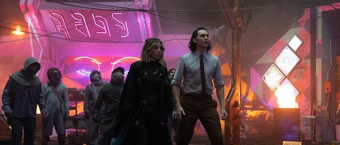 The Loki One Shot Scene Was Filmed on a Physical Set – /Film