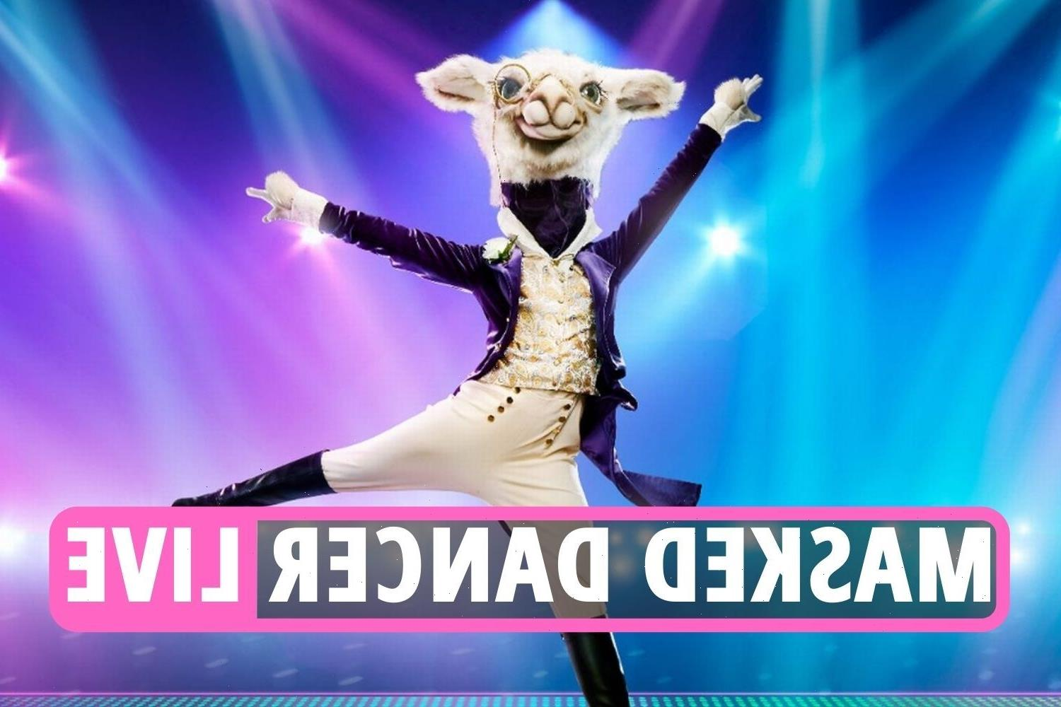 The Masked Dancer LIVE: Fans convinced key clues have revealed Frog and Llama's identities – with show NOT on TV tonight