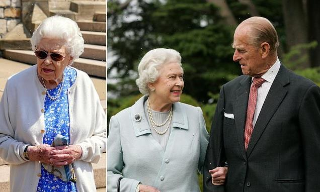 The Queen spent Prince Philip's birthday 'privately reflecting'