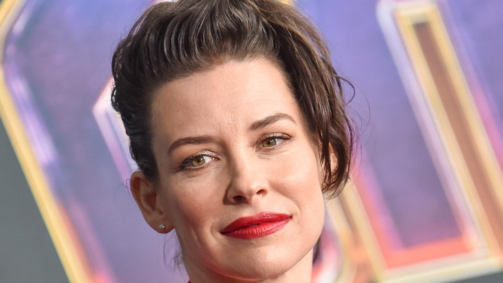 The Surprising Job Evangeline Lilly Had Before She Was Famous