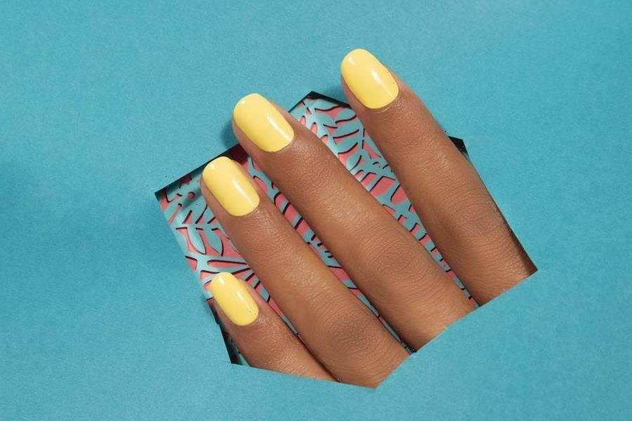 These Are The Top Nail Colors To Wear This Summer