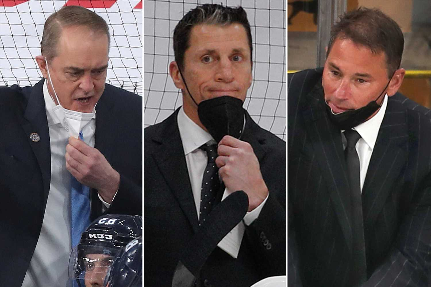 These playoff coaches could impact Gerard Gallant's Rangers status