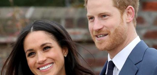 This Unusual Discovery Near Meghan And Harry's Home Has The Internet Talking