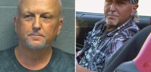 Tiger King star Jeff Lowe WANTED in Las Vegas for court no-show days after DUI arrest in Oklahoma