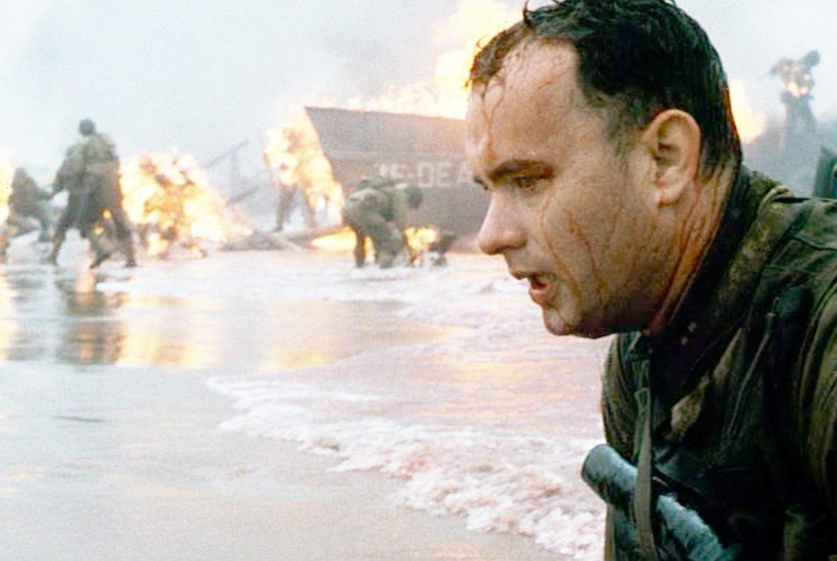 Tom Hanks: 'Saving Private Ryan' Had Less Gratuitous Violence Than 'Your Average James Bond Movie'