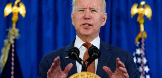 Top GOP negotiator Capito says Biden broke off infrastructure talks
