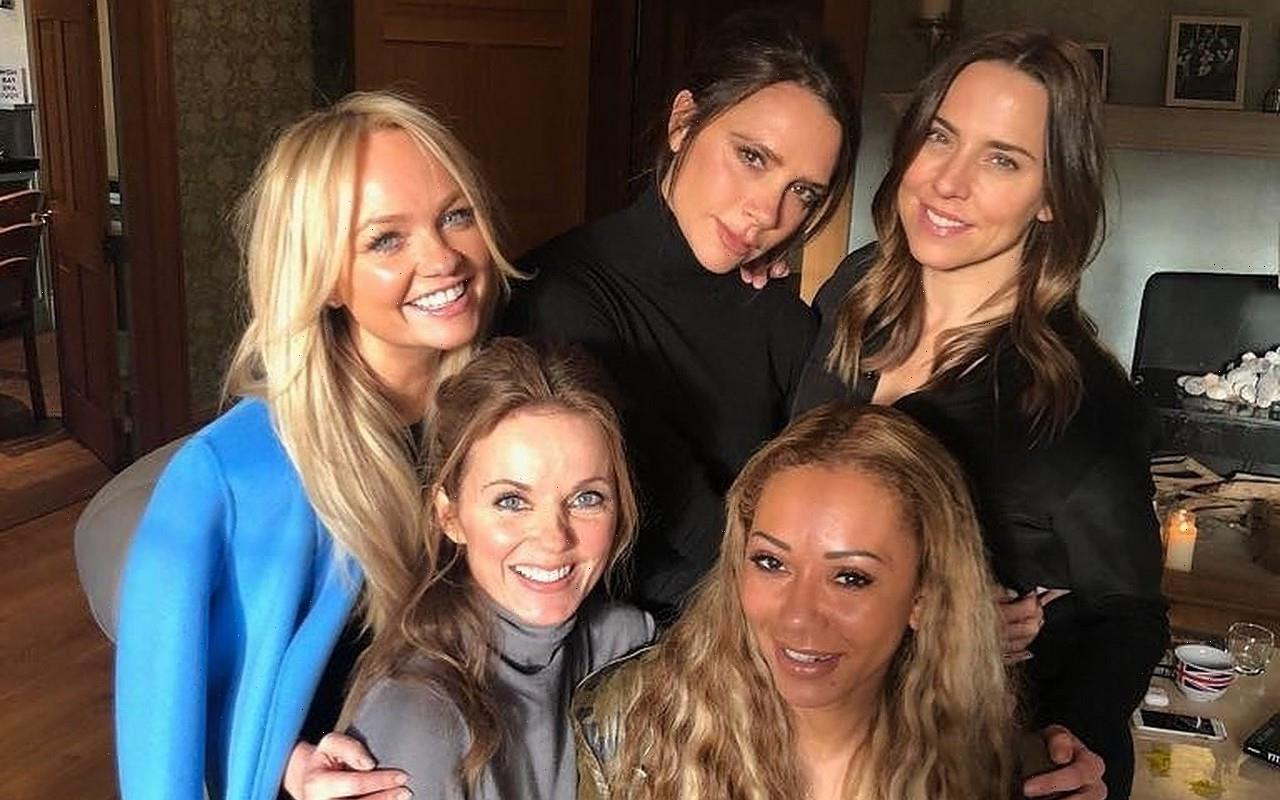 Victoria Beckham Recruits Spice Girls to Promote Pride Month T-Shirt