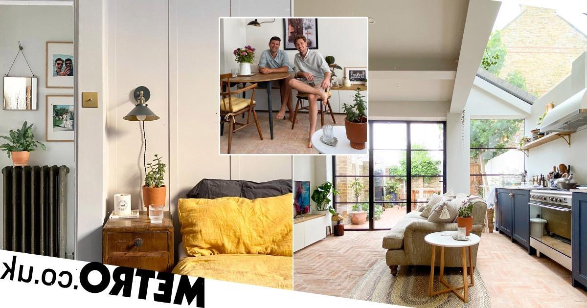 What I Own: Andrew and David, who put a £90,000 deposit on their Brixton flat