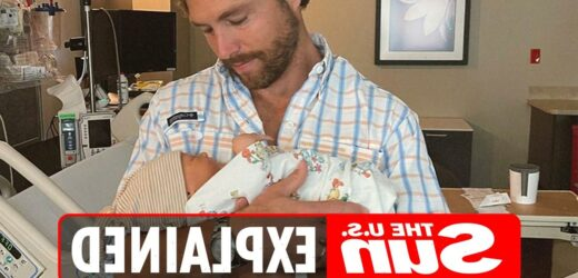 What is Lauren Bushnell and Chris Lane's baby's name?