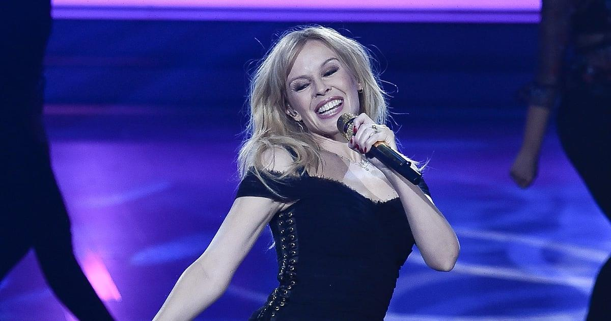 """When Two Icons Collaborate: Listen to Kylie Minogue's Fabulous Cover of Lady Gaga's """"Marry the Night"""""""