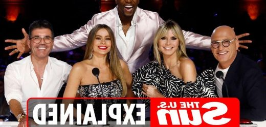 Who are the judges of America's Got Talent 2021?