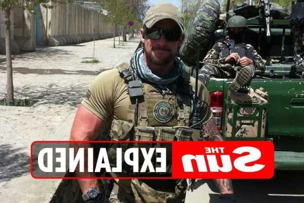 Who is SAS: Who Dares Wins star Anthony 'Staz' Stazicker?