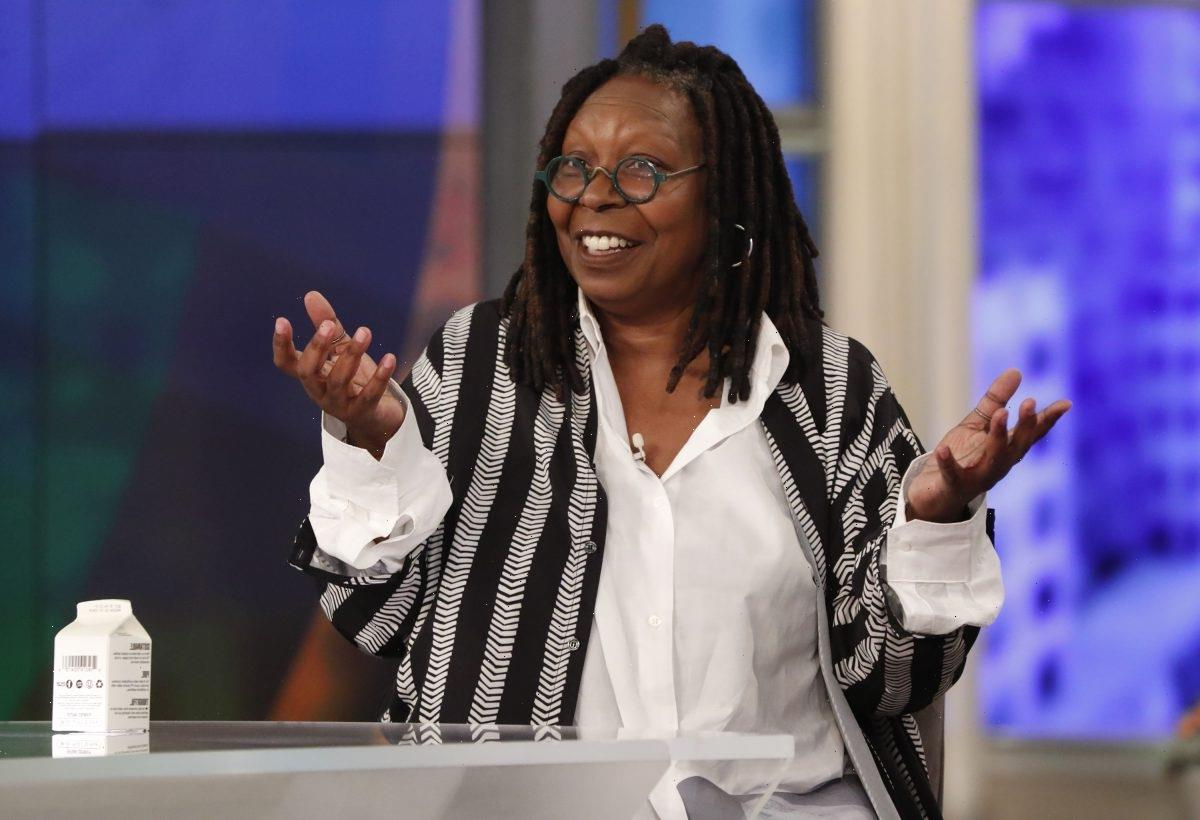 Whoopi Goldberg Returned to 'The View' After Week-Long Absence, Needs Walker Due to Sciatica