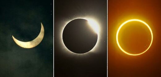 'Ring of fire' eclipse to cast dramatic shadow over Russia and Canada