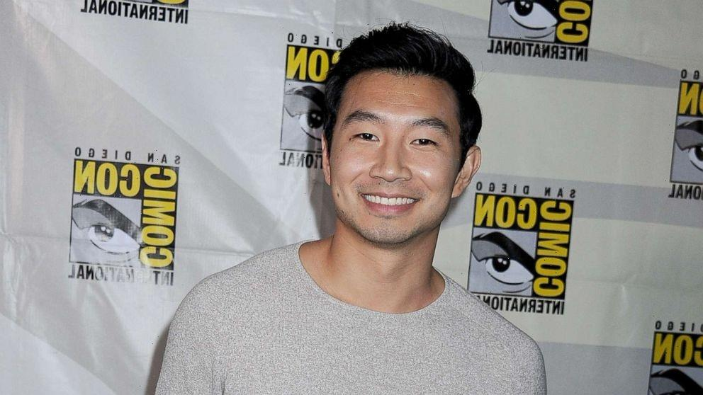 'Shang-Chi' star Simu Liu on what representation means to him, buying his own action figure