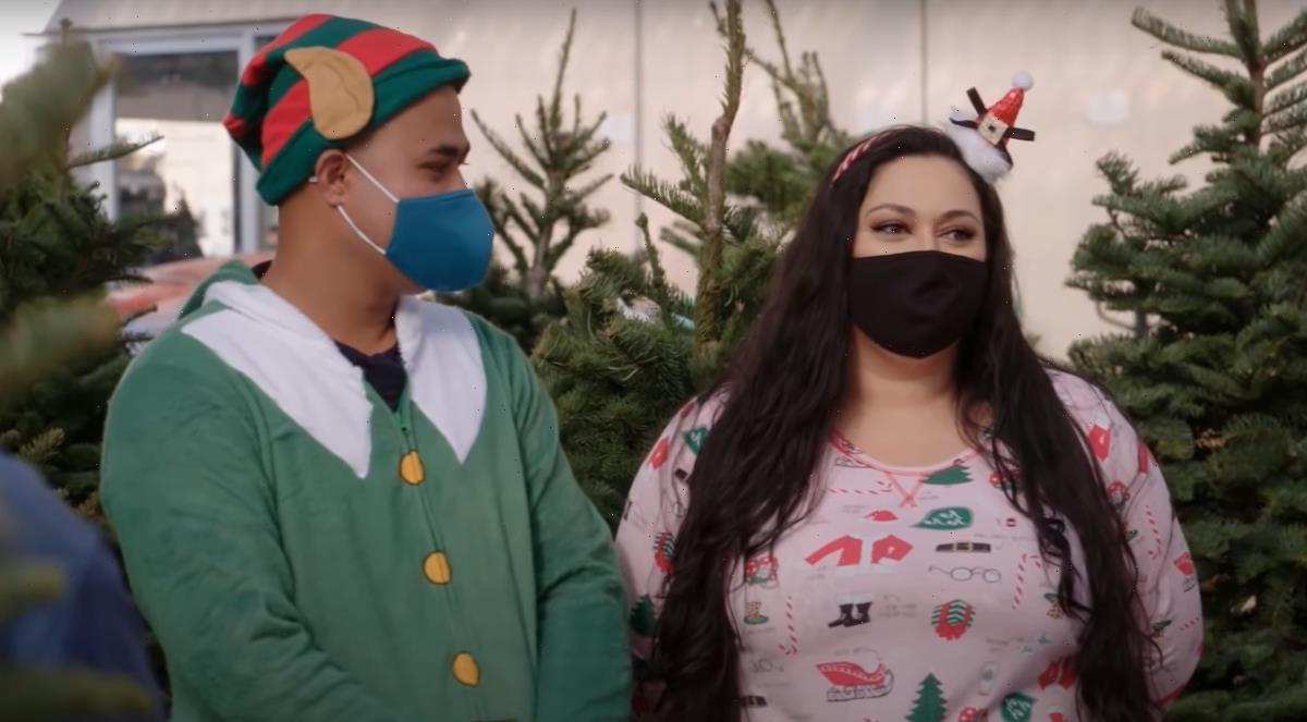 '90 Day Fiancé' Preview Shows Asuelu Pushing Screaming Sister Out of Home