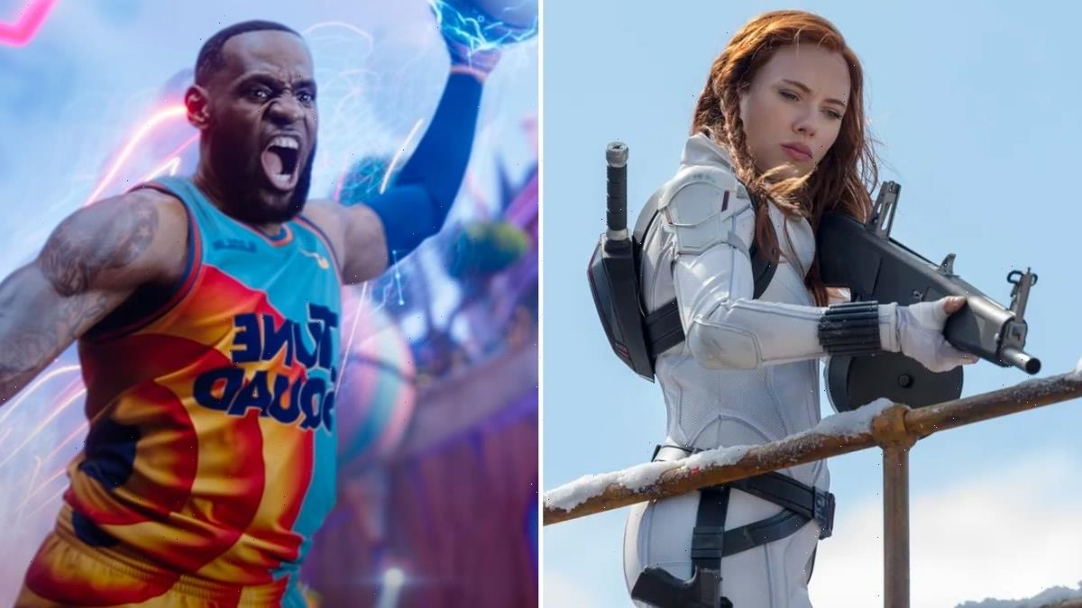 'Black Widow' Expected to Fend Off 'Space Jam 2' at Box Office This Weekend