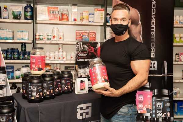 'Jersey Shore': Mike 'The Situation' Sorrentino Shares His Favorite Brotriton Fitness Supplements — Exclusive