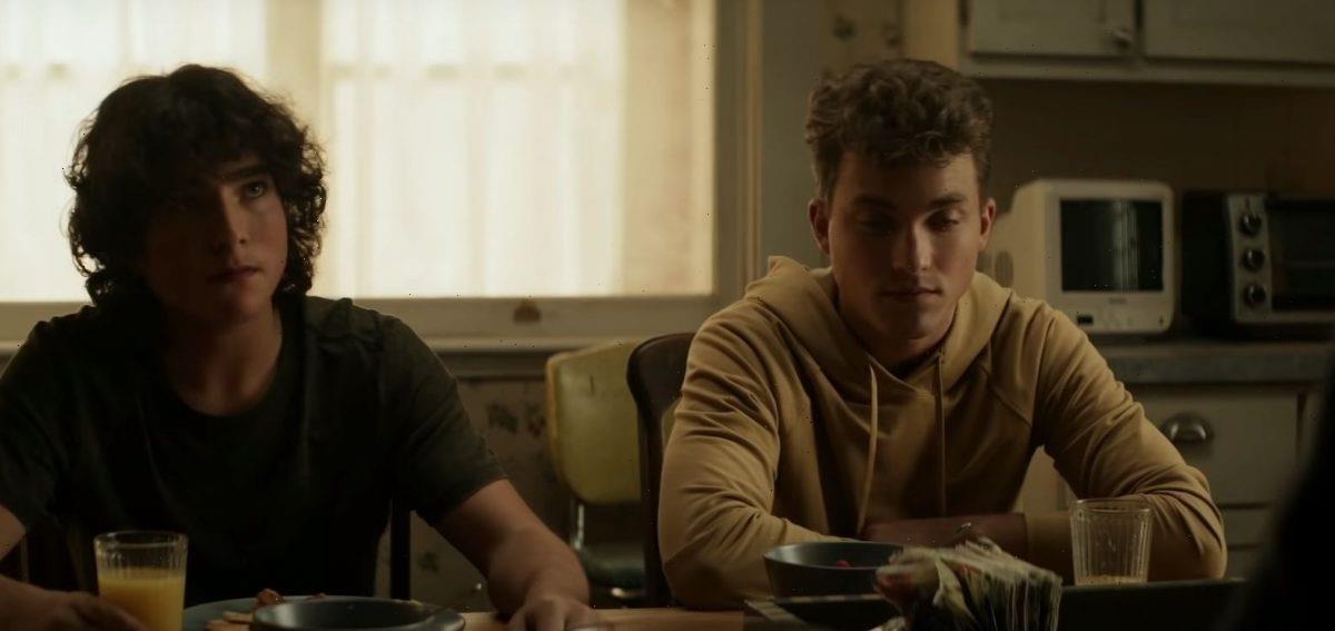 'Superman & Lois' Star Alex Garfin Breaks Down Jonathan and Jordan's Dynamic
