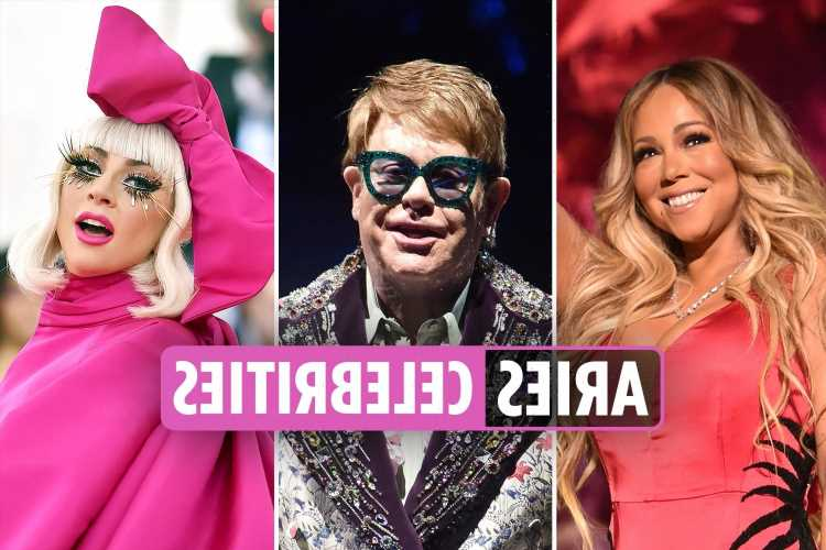 11 Aries celebrities: Which famous faces have the Aries star sign?