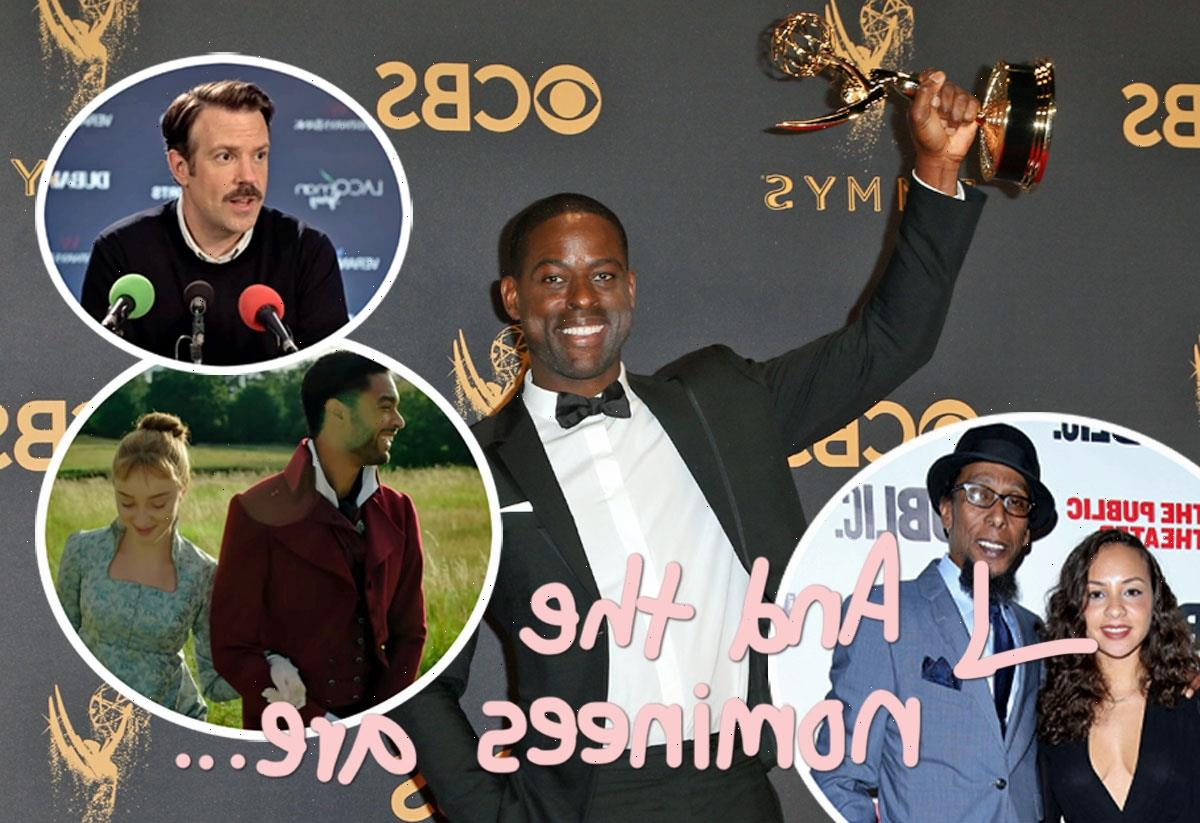 2021 Emmys Nominations Are HERE!