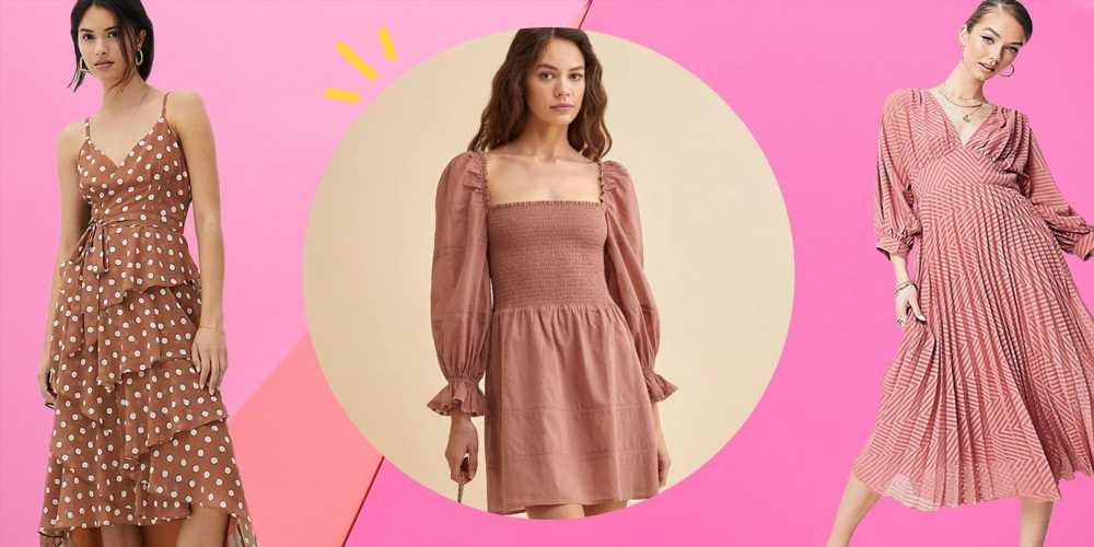 60 Best Fall Wedding Guest Dresses In 2021: Affordable, Cute Options