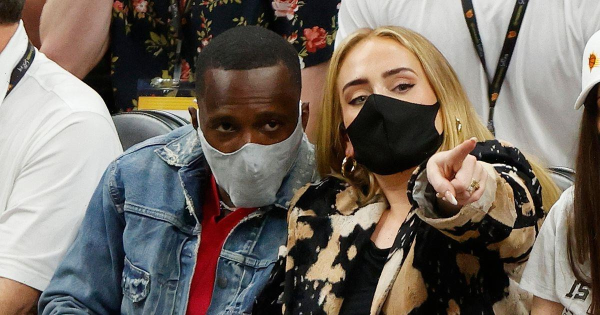 Adele spotted looking cosy with rumoured new man LeBron James' agent Rich Paul