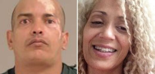 Alexis Saborit, 42, admits beheading girlfriend after she dumped him on the way to court appearance, police report says