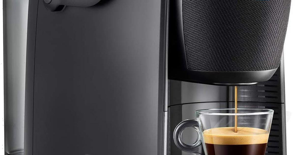 Amazon and Lavazza launches first ever coffee machine with built-in Alexa