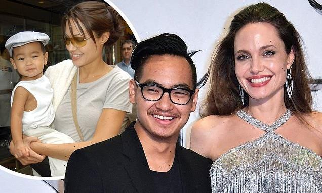 Angelina Jolie's adoption of son Maddox to be explored in documentary
