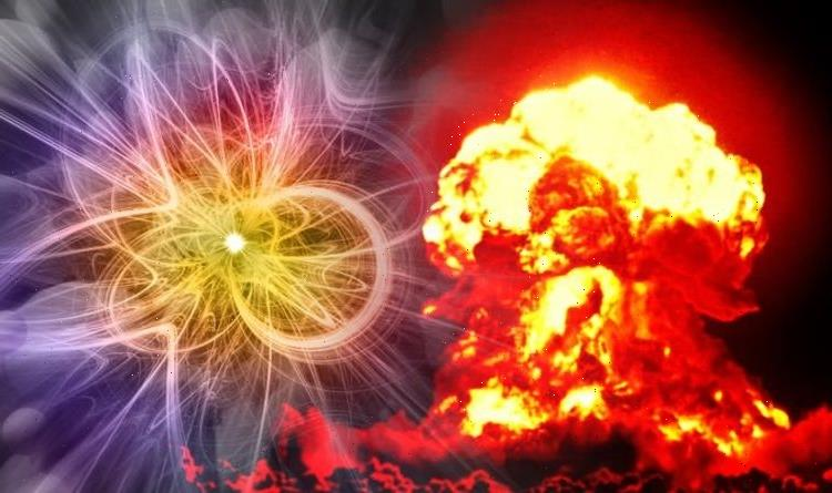 Antimatter bombs: Could antimatter weaponry wipe out all life on Earth? Expert weighs in