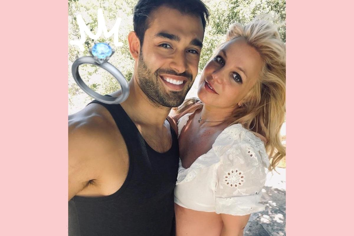 Are Britney Spears & Sam Asghari Engaged?!
